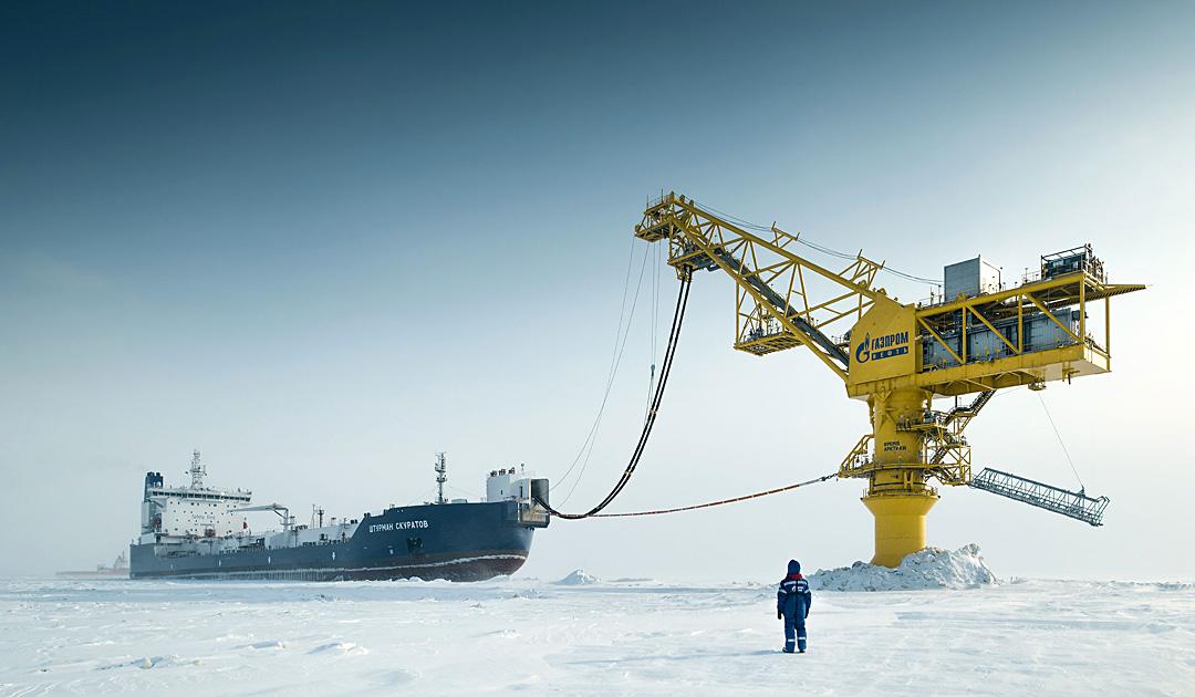 Neuer Minister gewährt Gazprom große Bohrflächen