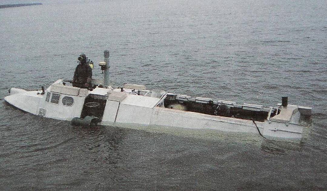 Sowjetische Mini-U-Boote 1990 von Spezialeinheiten entdeckt