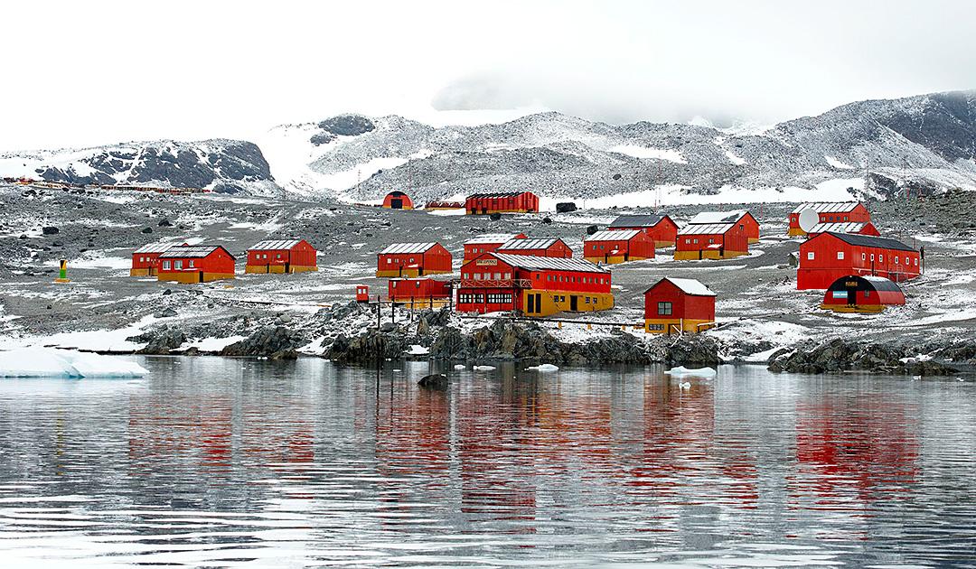 Antarktis erreicht mit 20 Grad Celsius Rekordtemperaturen