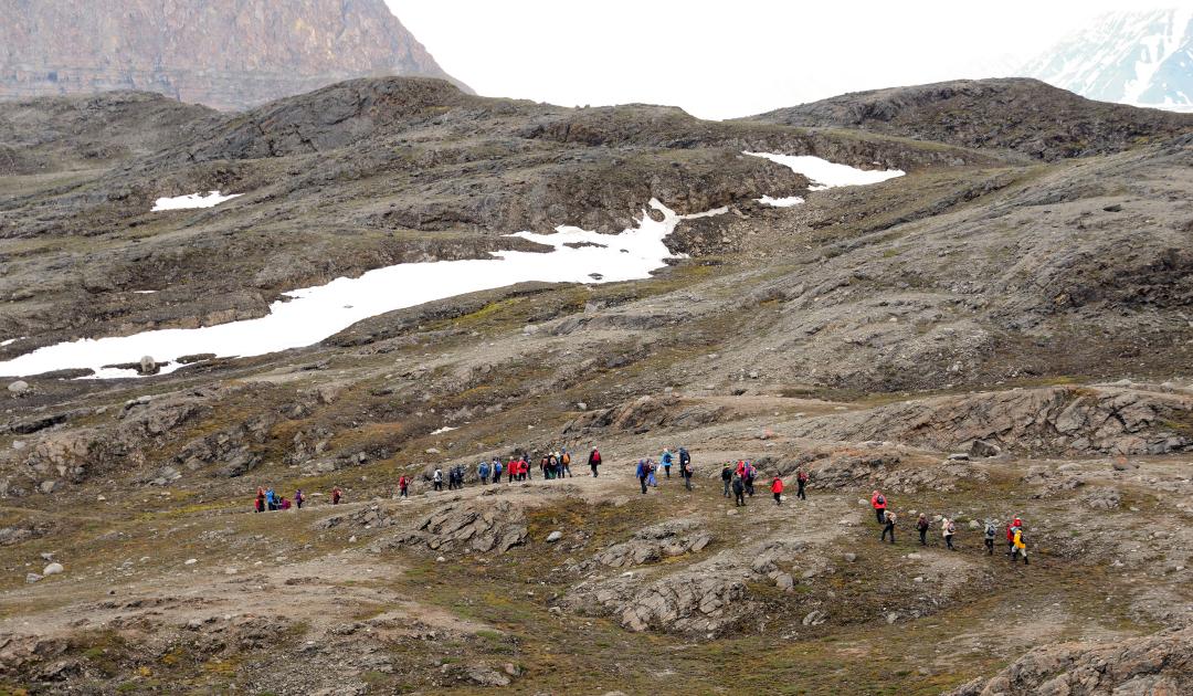 AECO kämpft um Fristverlängerung für Naturschutzmassnahmen in Svalbard