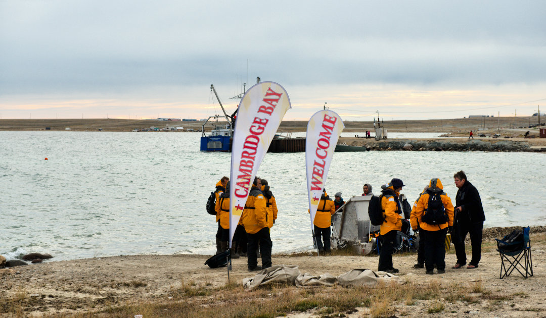 AECO and Arctic tourism deeper in crisis