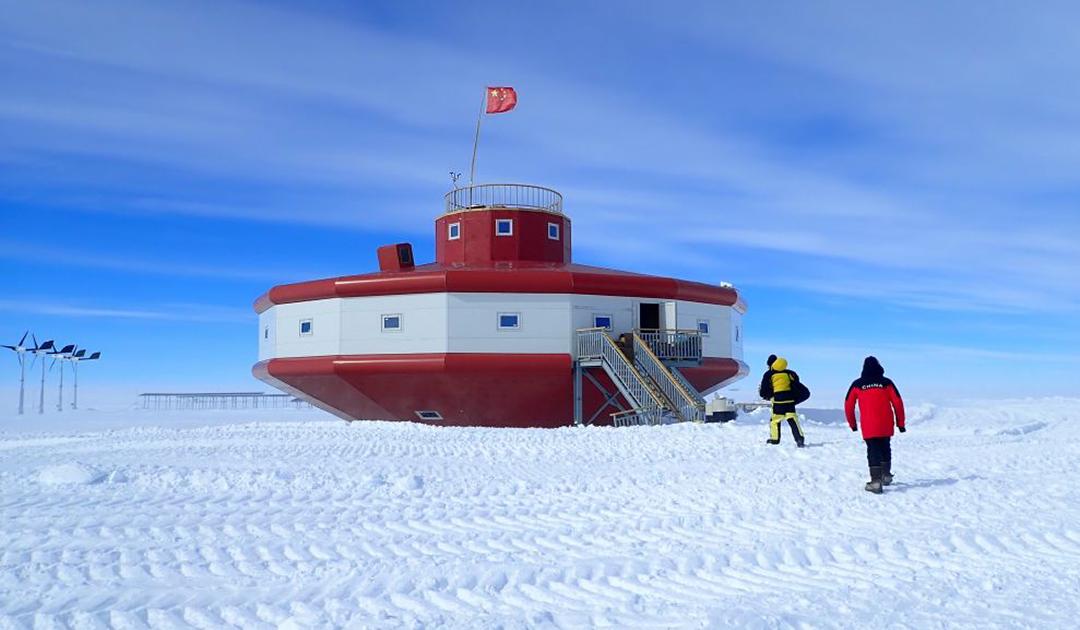 Internationale Antarktisstationen auf dem Prüfstand