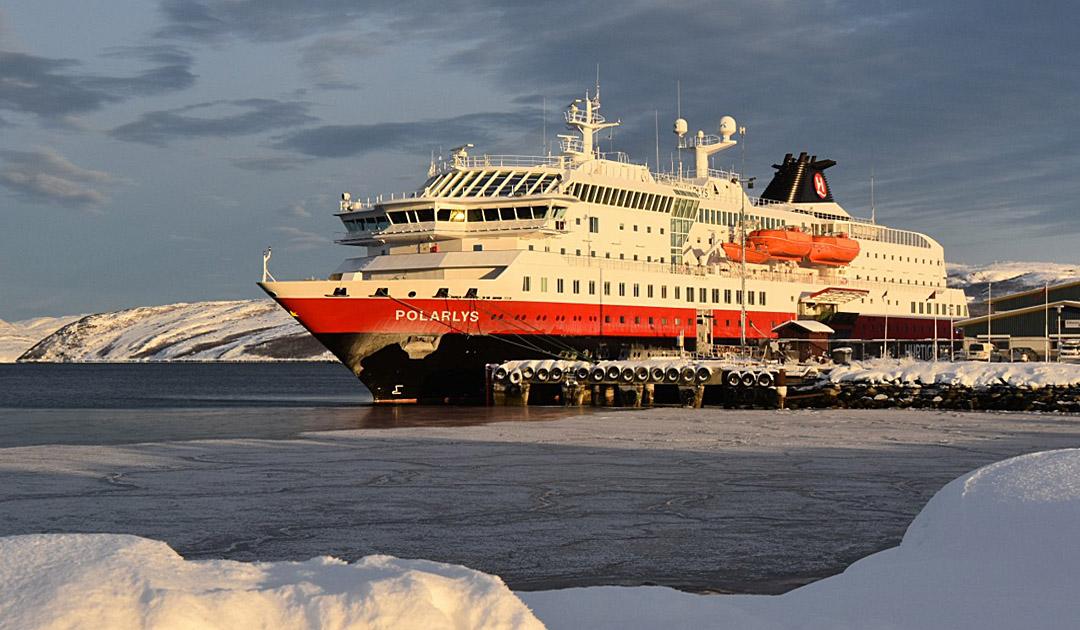 Hurtigruten stellt Kreuzfahrtbetrieb ein