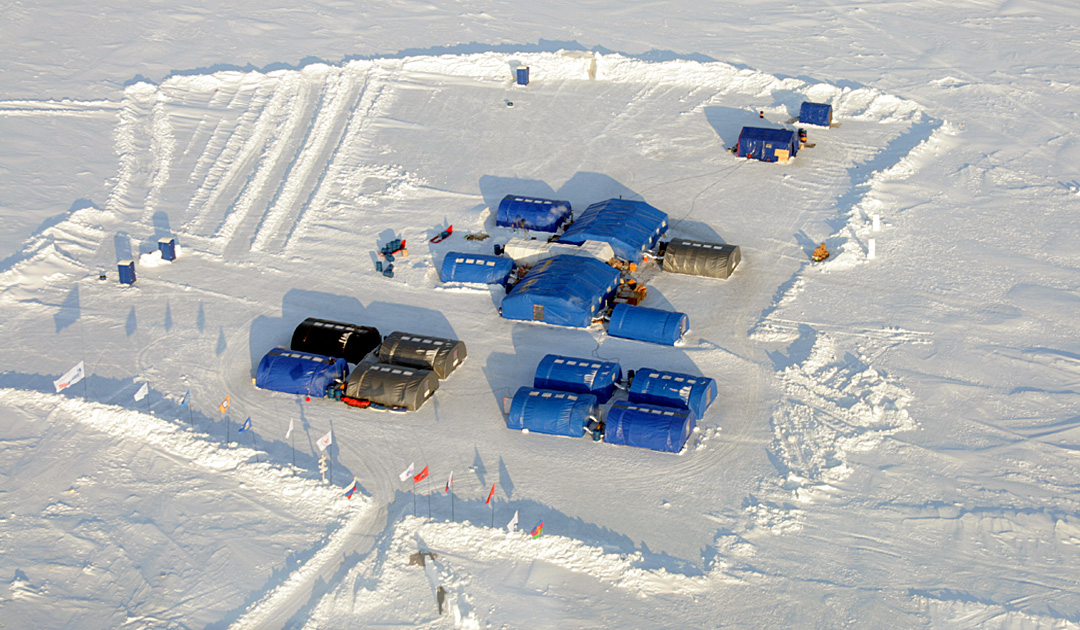 Nordpol – Icecamp Barneo abgesagt