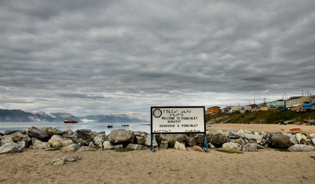 Kanada schliesst arktische Regionen für Tourismus den ganzen Sommer