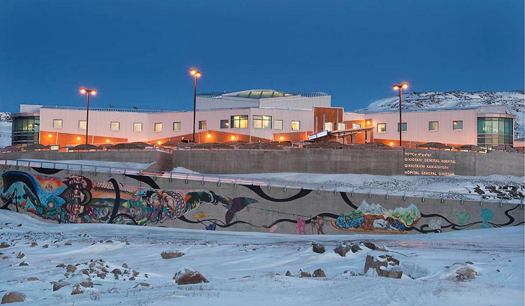 First case of COVID-19 found in Nunavut