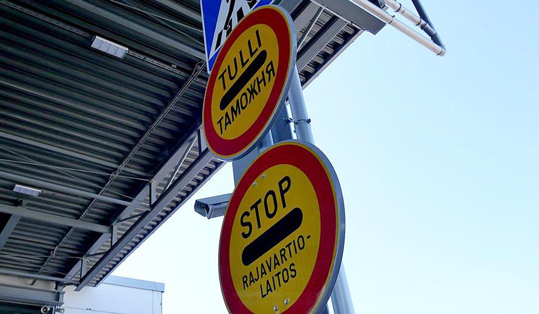 Bizarre Grenzverhältnisse zwischen Russland und Finnland