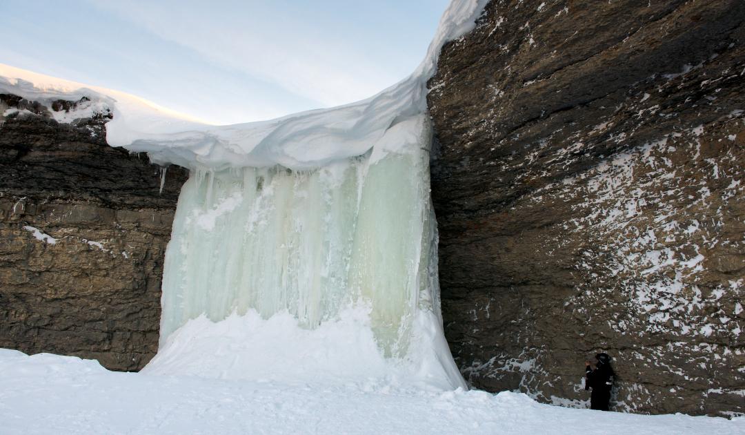 Svalbard verzeichnet kältesten Monat seit zehn Jahren