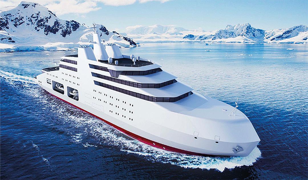 Russland hat eigene Kreuzfahrtschiffe im Visier
