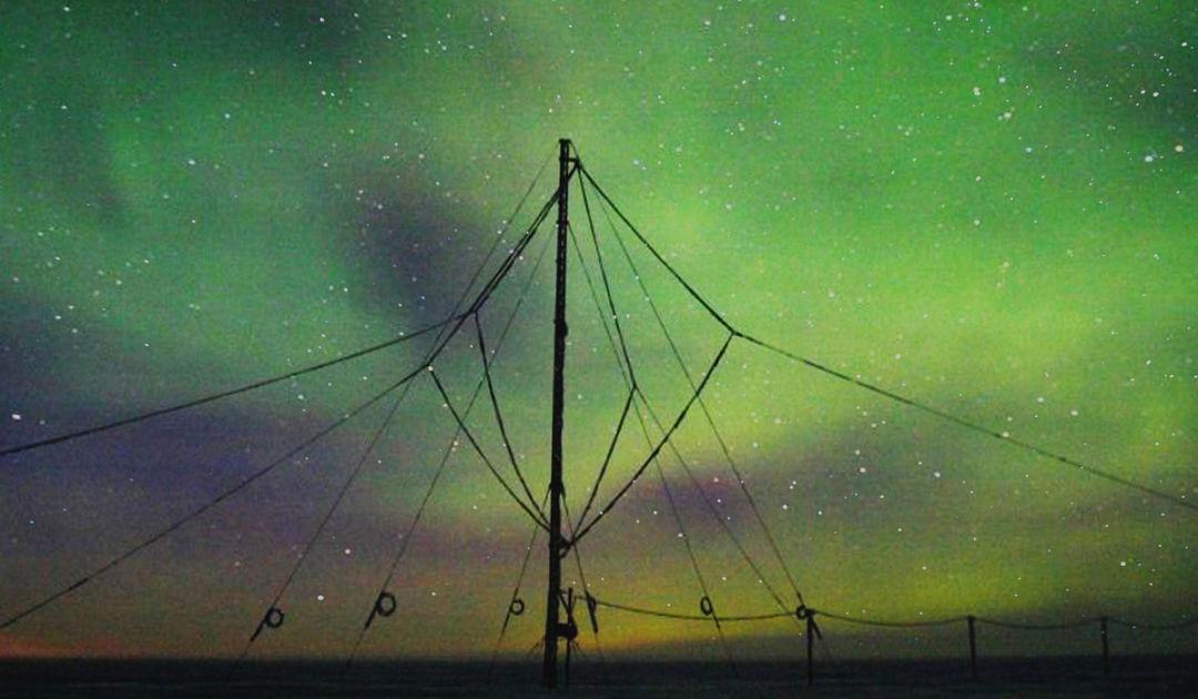 «Weltraum-Musik» aus der Antarktis veröffentlicht
