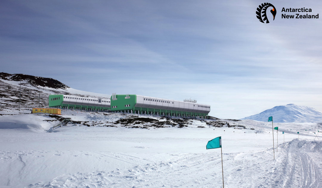 Facelifting for New Zealand's Antarctic station