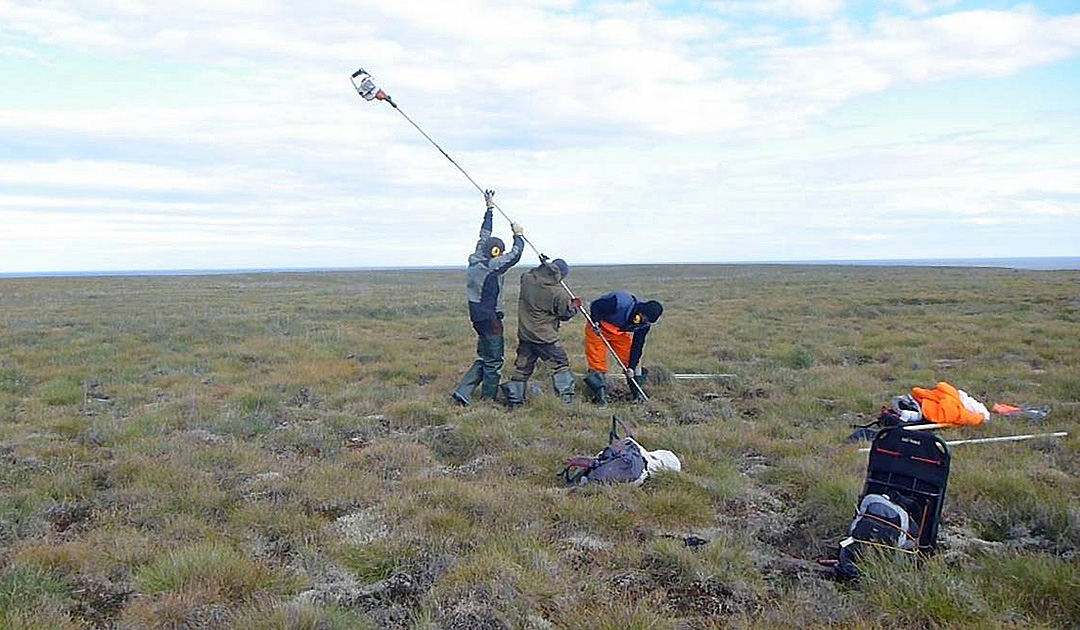 Permafrost network as an opportunity for Arctic security policy