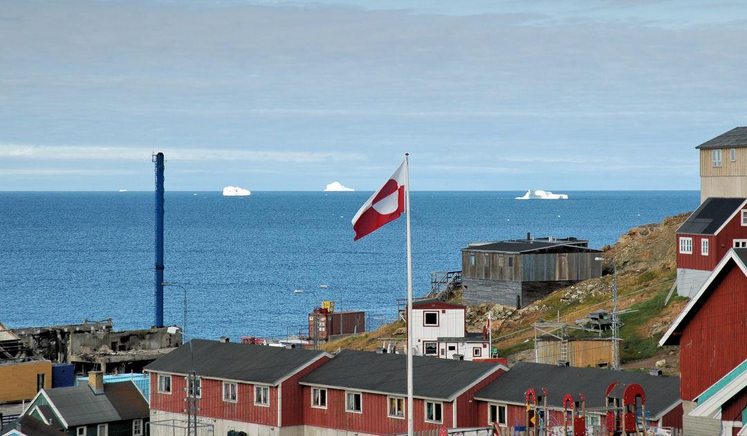 Grönland und Dänemark bilden eine neue Arktis-Plattform