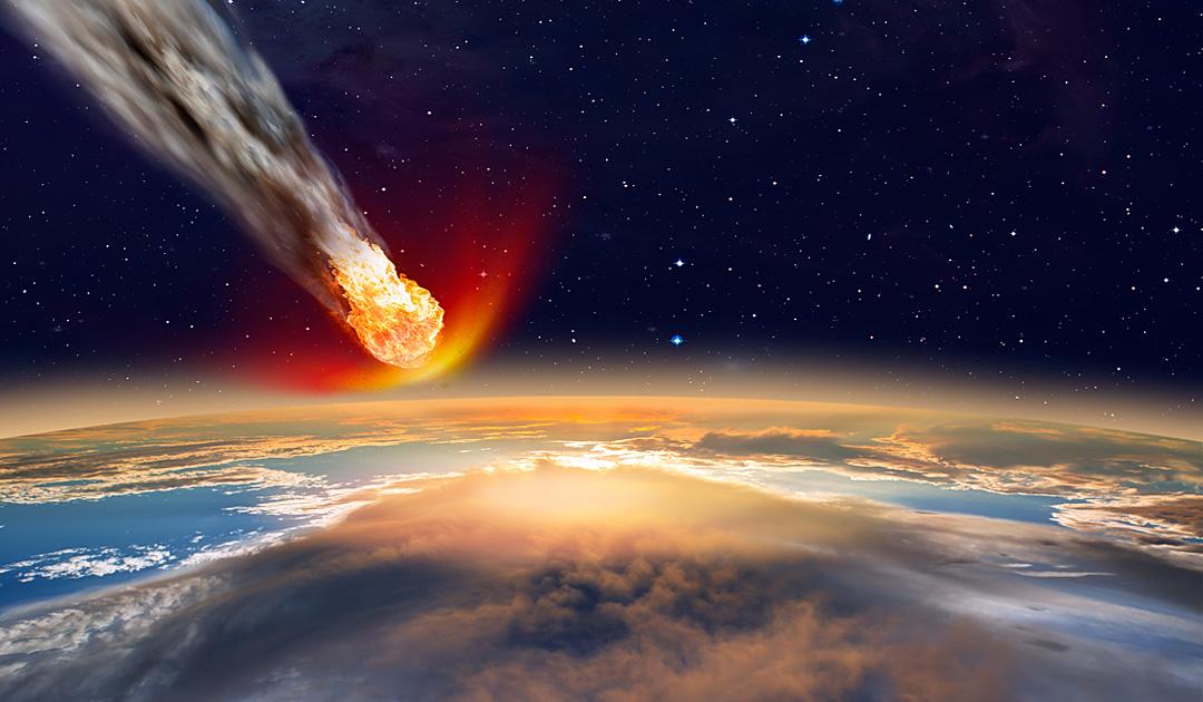 Suche nach Meteoriten in der Antarktis