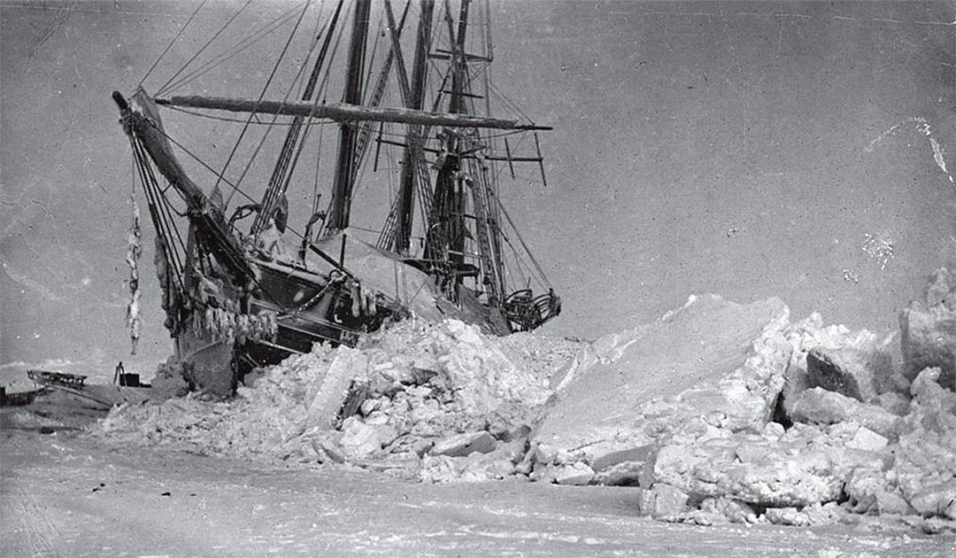 Fridtjof Nansen – per Drift durch die Arktis
