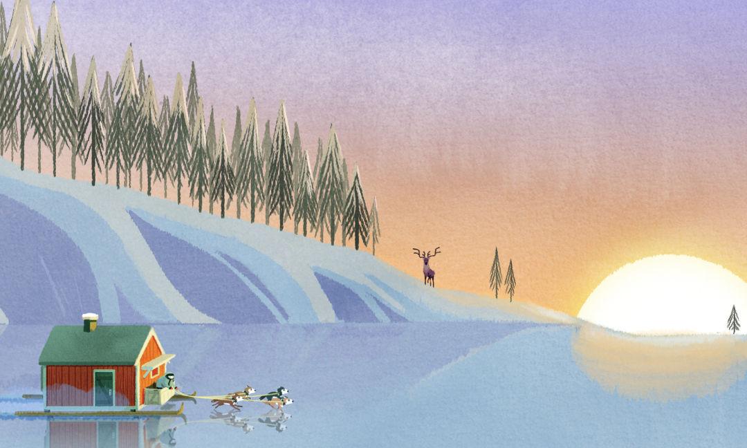 Arktis-Trickfilm gewinnt wichtigen Umweltpreis