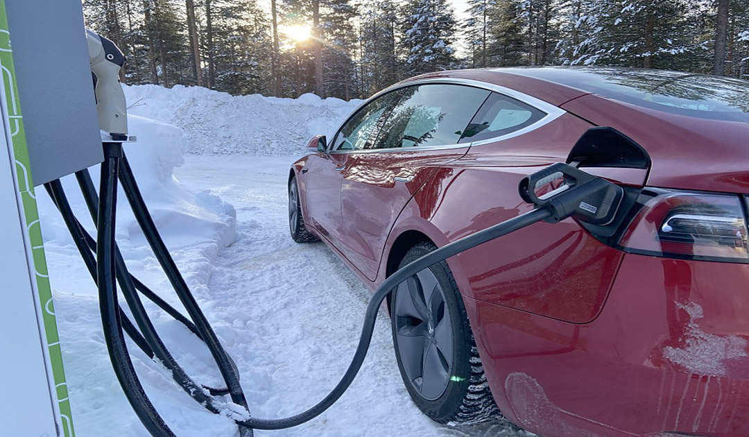 Norway – 25 new charging stations in the north