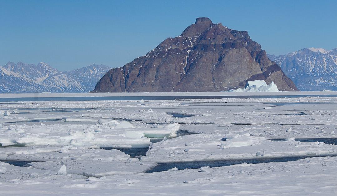 Die Jagdgrundlage der Arktisbewohner schmilzt