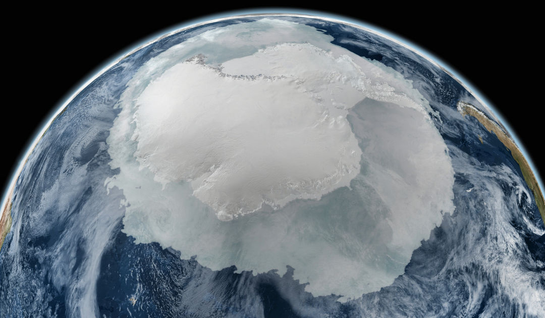 Sea ice models for Antarctica strongly improved