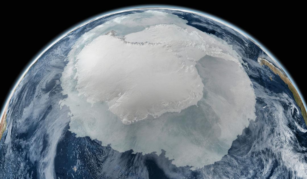 Meereismodelle für Antarktis werden immer besser