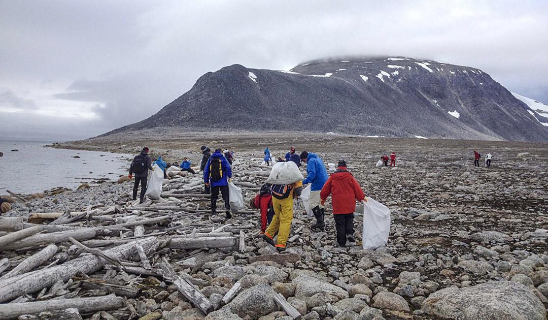 «Cleanup Svalbard» 2020 abgesagt