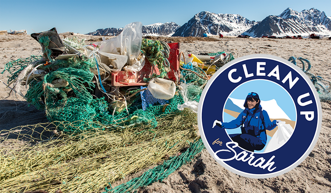 Cleanup for Sarah — Global clean-up operations from June 12 on