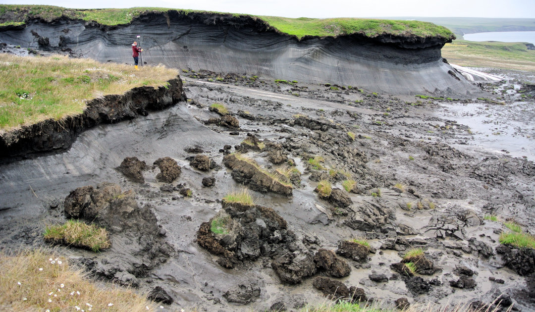 Eye in the sky points to global permafrost thaw