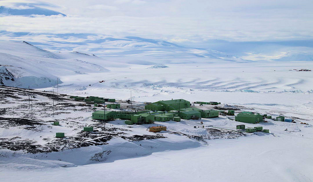 National Antarctic Programs limited due to COVID-19