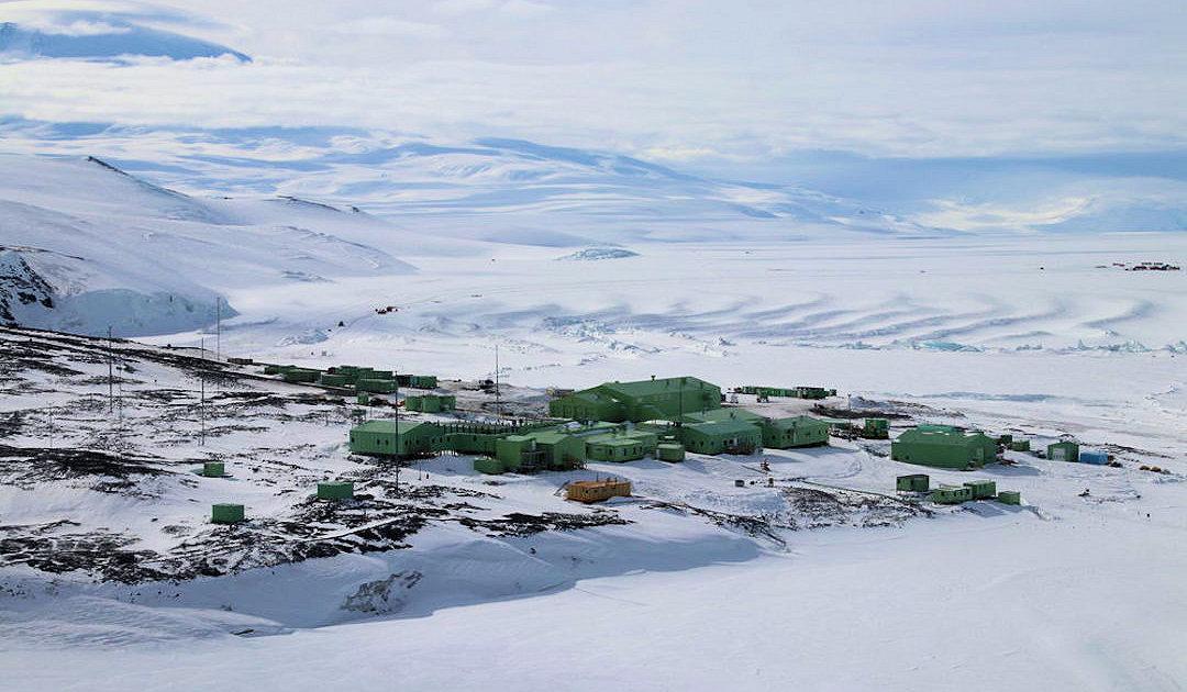 Nationale Antarktis-Programme werden reduziert wegen COVID-19