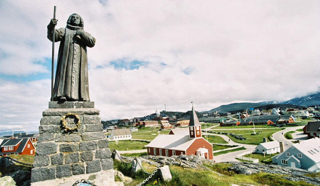 Debate over statue relocation in Greenland