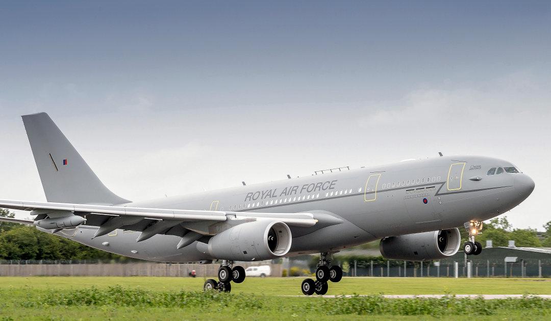 Nonstop-Flug zu den Falklandinseln setzt neue Rekorde