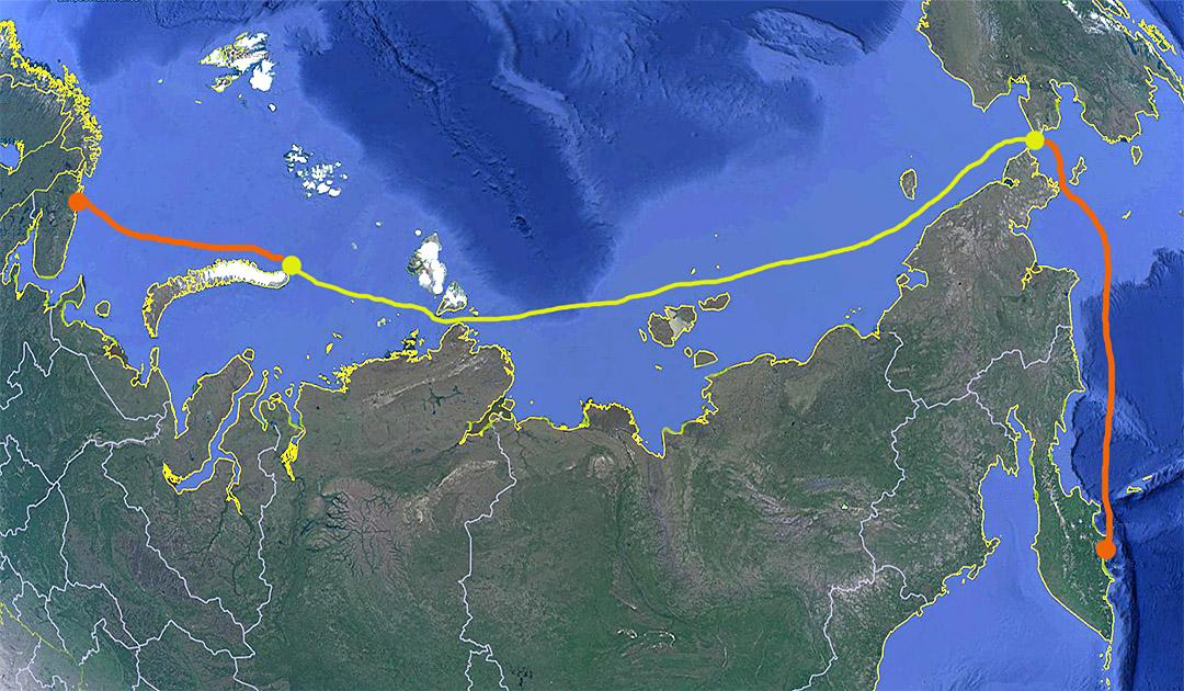 Keine Verlängerung der Nord-Ost-Passage