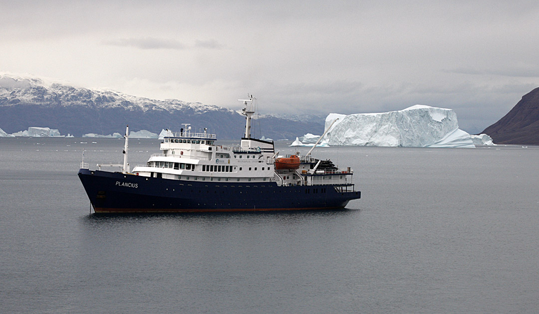 Death blow to cruises to Greenland