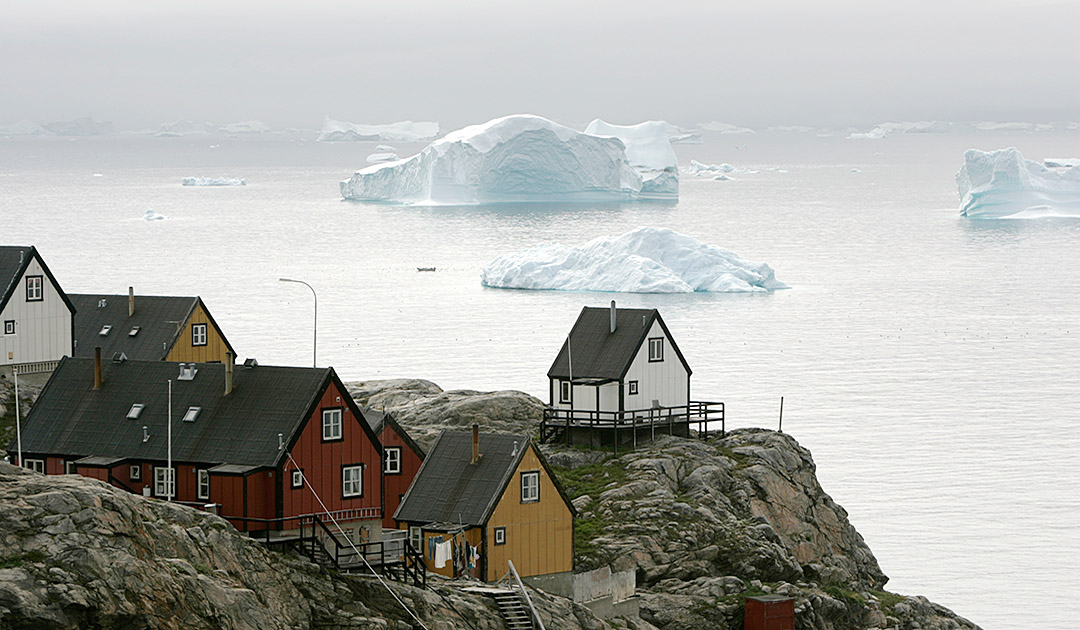 Aid package for Greenland tourism