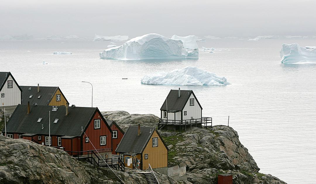 Hilfspaket für Grönland-Tourismus