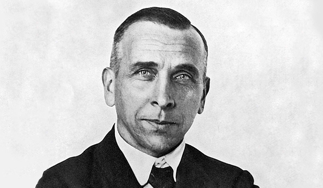 Alfred Wegener – The World Understander