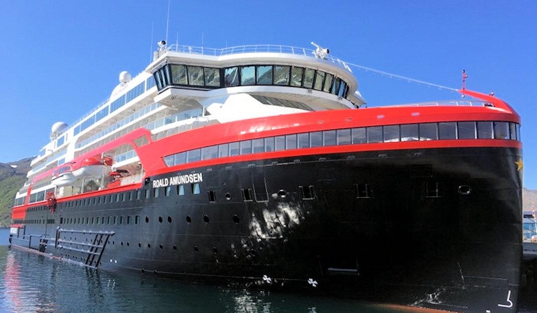 COVID-19- Fälle auf Expeditionsschiff aufgetaucht