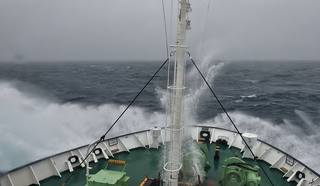 Stormy week for polar travel industry