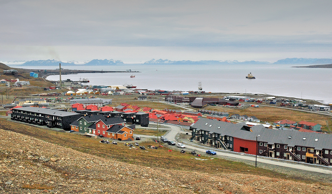 COVID scratches at Svalbard's door