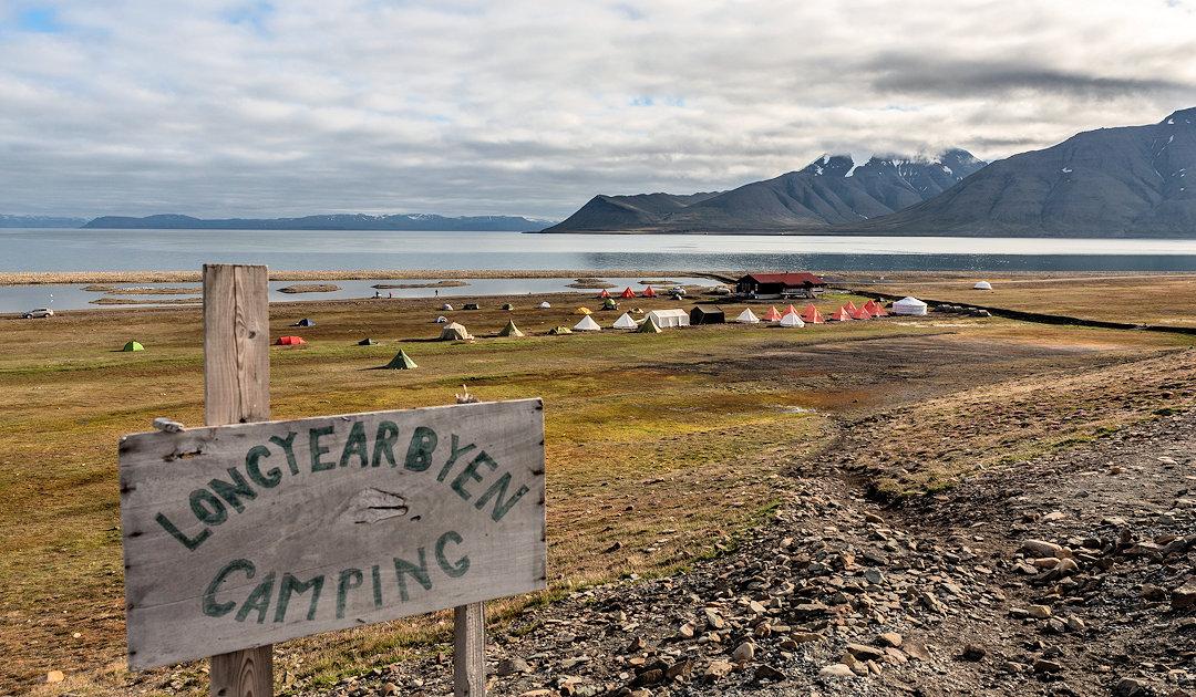 Fatal polar bear attack on campsite