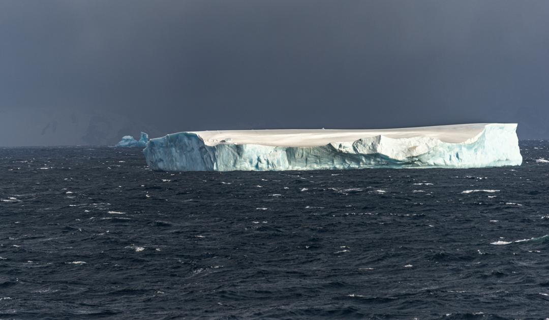 Tiefe des Südpolarmeers und Klima änderten sich synchron