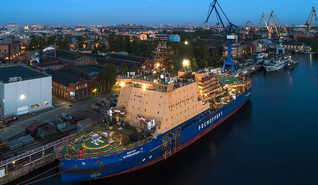 New icebreaker for the Baltic Sea