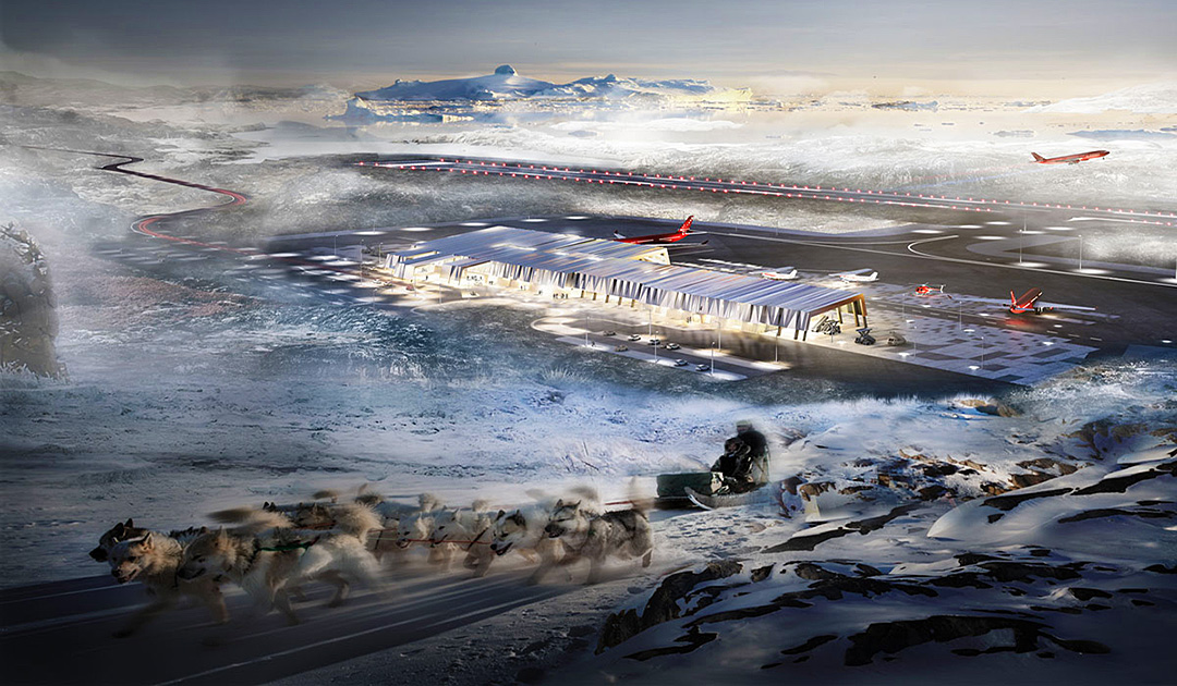 Greenland – Problems with new airport constructions