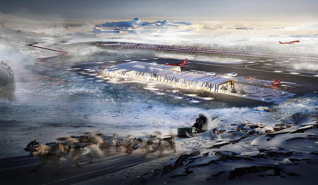 Grönland – Probleme bei Flughafen-Neubauten