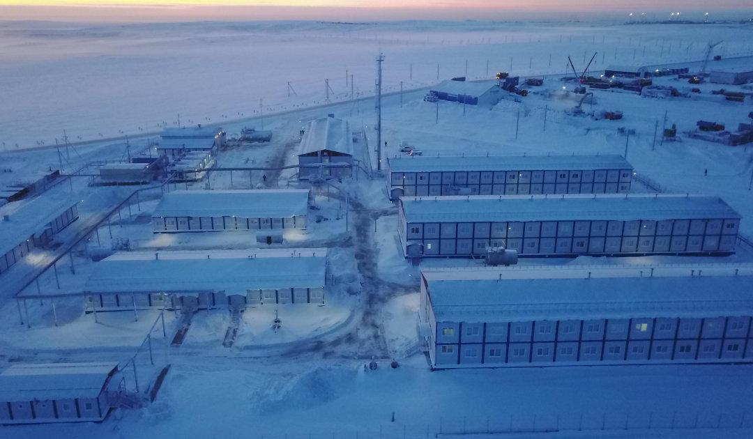 European investment in Russian LNG project in the Arctic