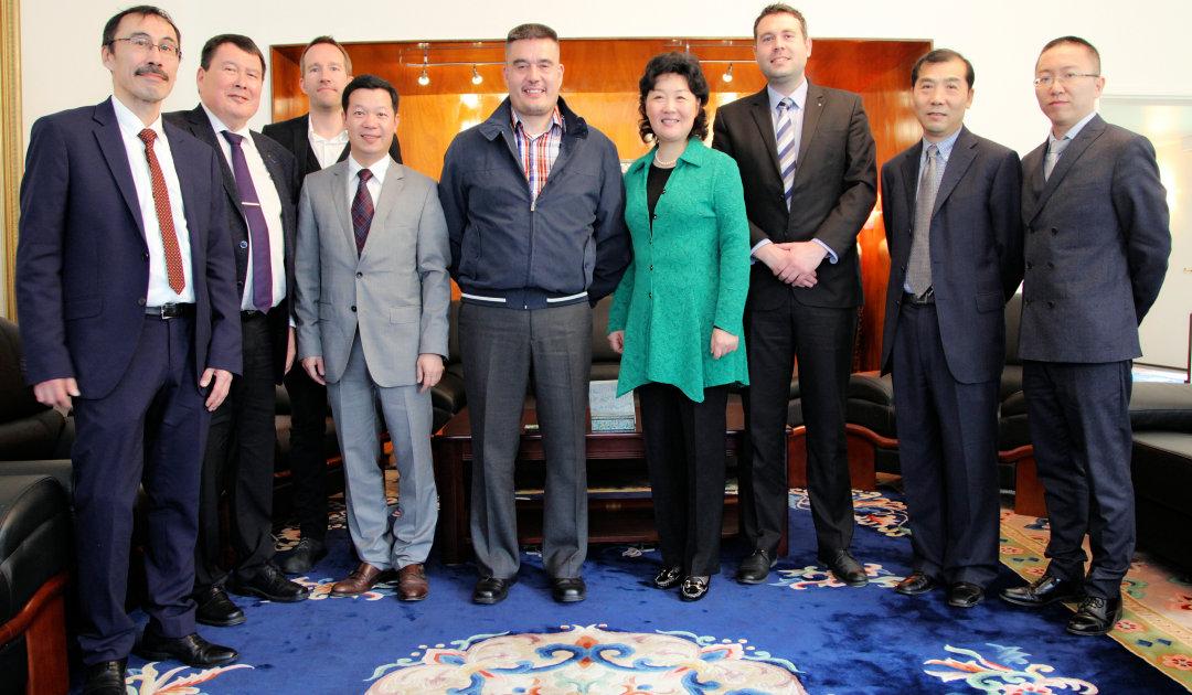 Grönland plant Vertretung in Peking ab 2021