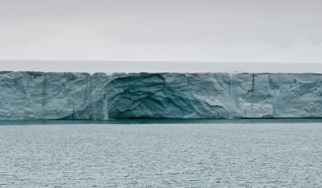 More ice and yet rising sea levels due to melting ice sheets