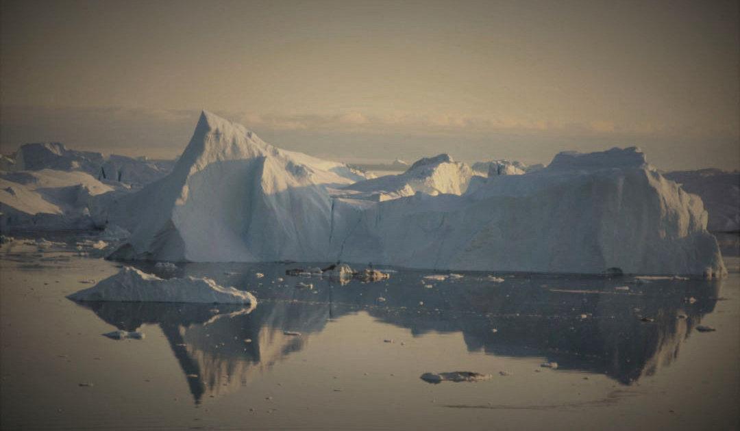 Düsterer Sommer für das Grönlandeis