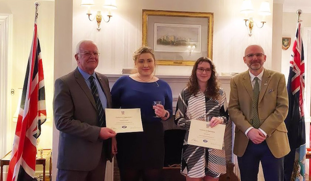 Falkland Islands appoint junior ambassadors