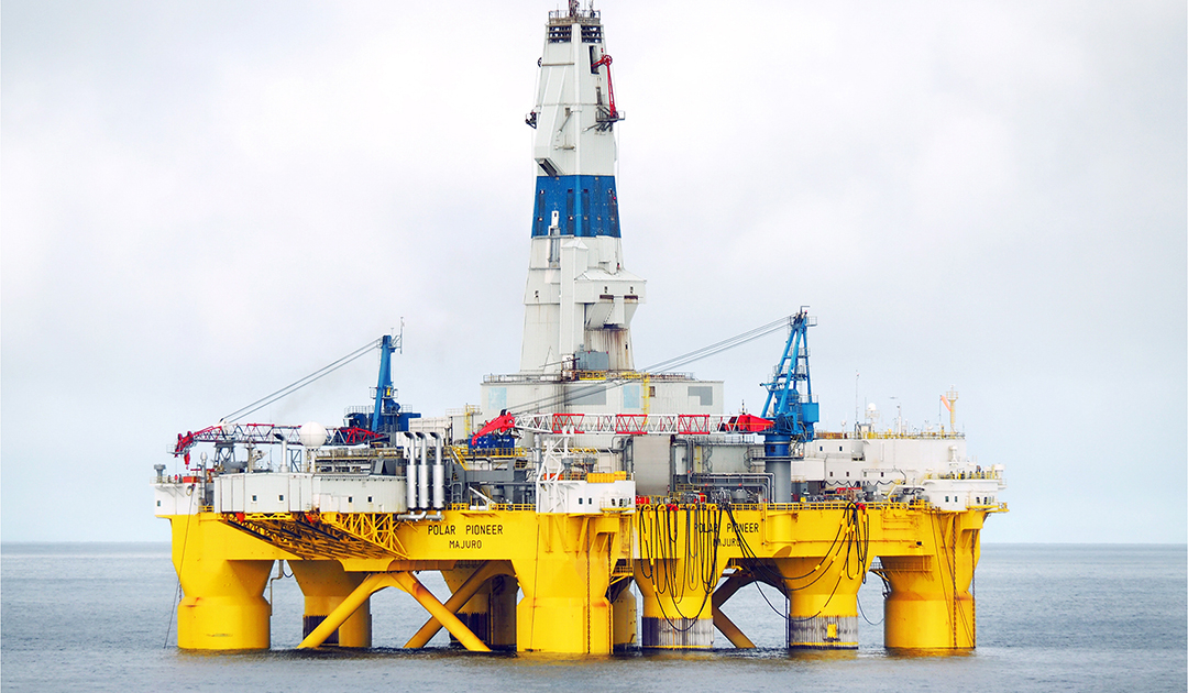 Shell plans to restart oil drilling in the Arctic